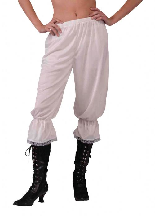 Adults Pantaloons Costume Pirate Pantomime Fancy Dress